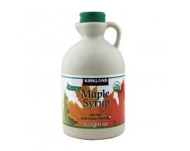 Kirkland Signature Organic Maple Syrup