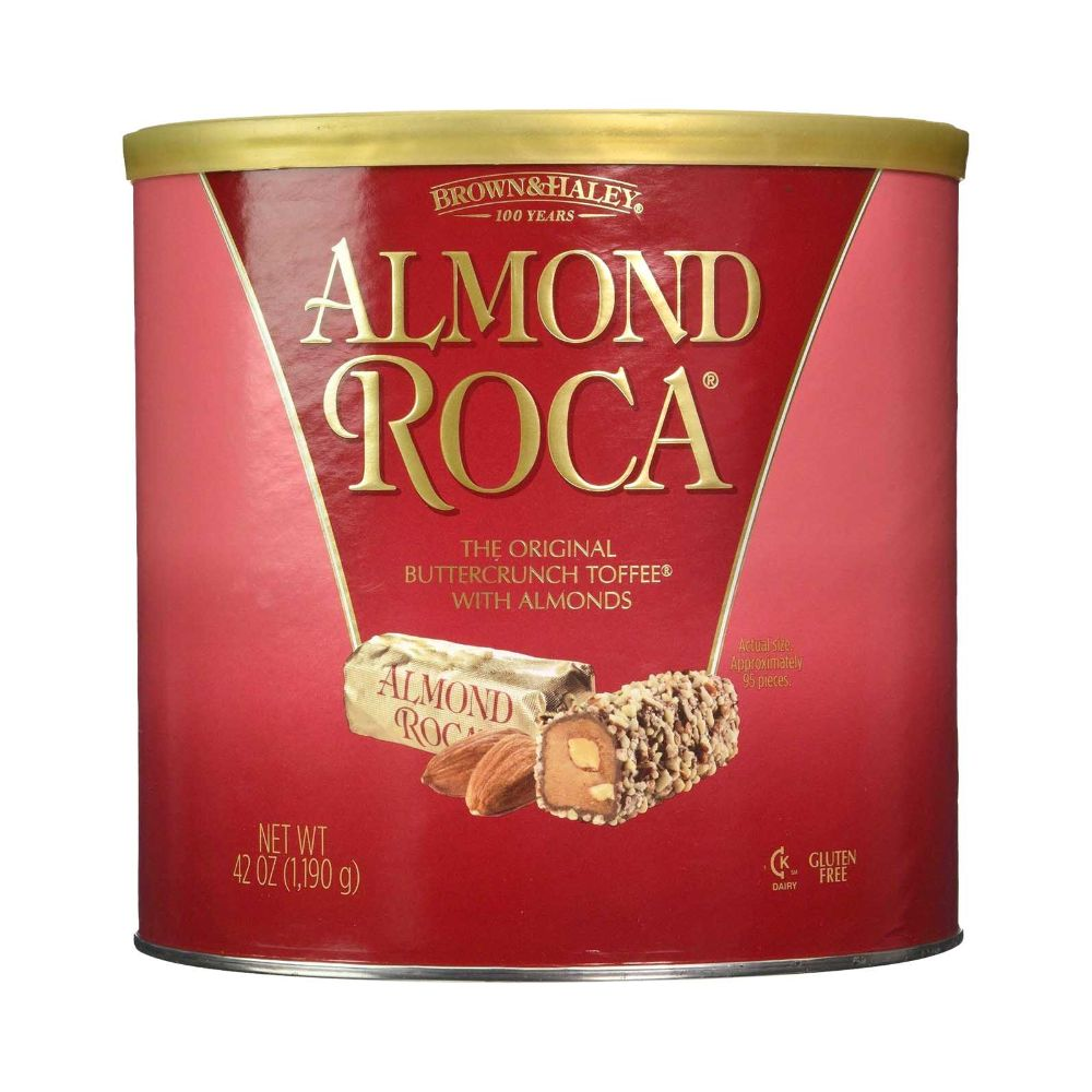 Brown & Haley Almond Roca Big Canister