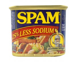 HORMEL Less Sodium Luncheon Meat