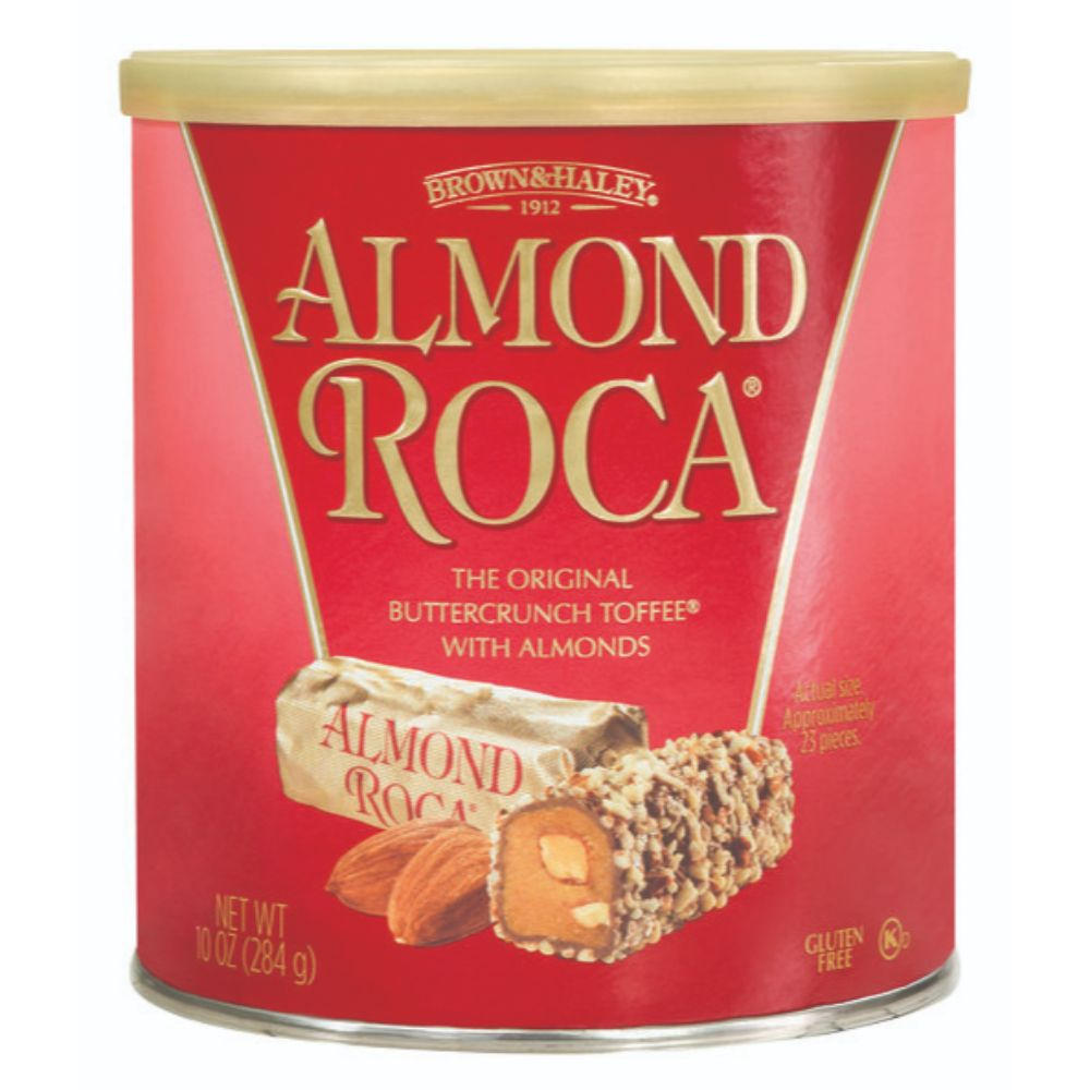 Brown & Haley Almond Roca Canister