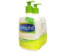 Cetaphil Moisturizing Lotion Twin Pack