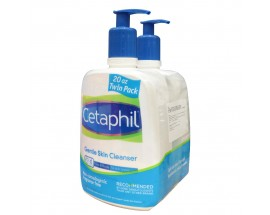Cetaphil Cleanser Twin