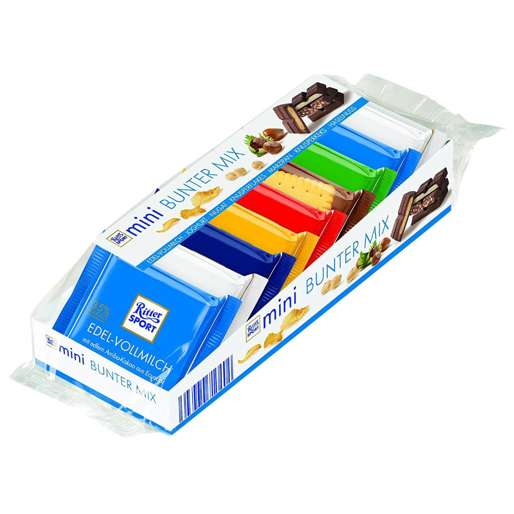 Ritter Sport Mini Assorted Chocolate