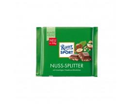 Ritter Sport Hazelnuts Milk Chocolate