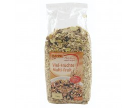 Hahne Multi-Fruit Musli