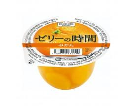 純和   果凍時間-蜜柑果肉