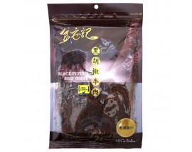 Jin An Ji Black Pepper Beef Jerky