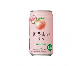 Suntory Peach Horoyoi Chu-Hi(Alcoholic)