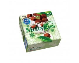 Meiji Meltykiss Matcha Chocolate Cube