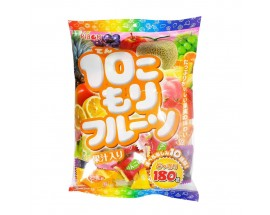 Ribon10 kinds Fruits Candy