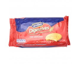 McvitiesOriginal Digestives Twin Pack