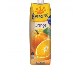 Cyprina100% Orange Juice