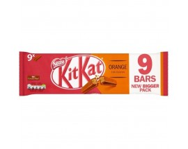 Kit Kat 2 Finger Bars - Orange