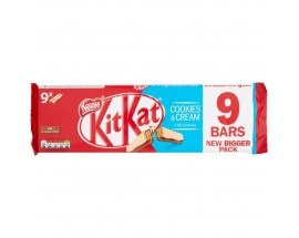 Kit Kat 2 Finger Bars - Cookies & Cream