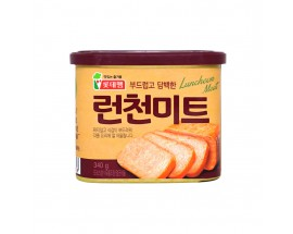 Lotte Luncheon Meat
