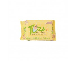 Toza Baby Wet Wipes easy pack