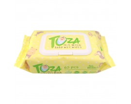 Toza Baby Wet Wipes with cap
