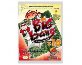 Taokaenoi Big Bang Seaweed Spicy