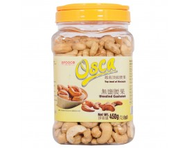 Osca Osca Unsalted Roasted Cashew