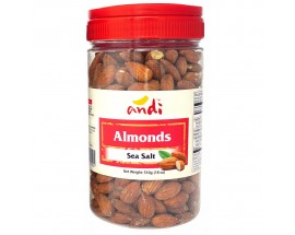 Andi Almond With Sea Salt