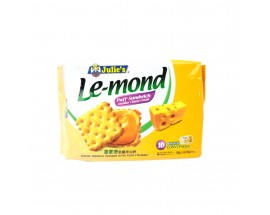 Julie's Le-Mond Chedder Cheese Flavoured Cream Biscuits